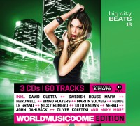VARIOUS ARTISTS BIG CITY BEATS 18 MIXED BY MARCO PETRALIA, STEVE BLUNT & SEBASTIAN GNEWKOW