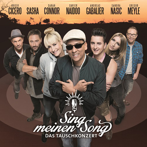 """""""Sing meinen Song – Das Tauschkonzert"""" – die Compilation ab dem 16. Mai!"""