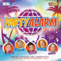 PARTY ALARM – Der Soundtrack zur neuen Prime-Time-Show für Party-Schlager