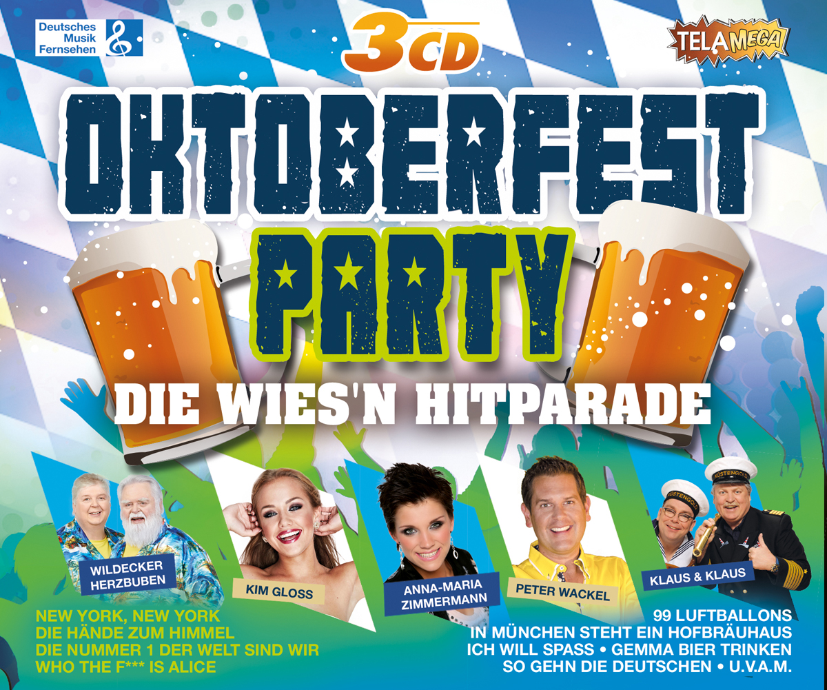 OKTOBERFEST PARTY – Die Wies'n Hitparade