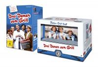 DREI DAMEN VOM GRILL - Die komplette Serie digital restauriert mit über 60 Stunden Laufzeit als DVD-Fan-Edition