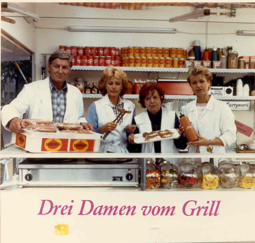 DREI DAMEN VOM GRILL - DVD-Fan-Edition