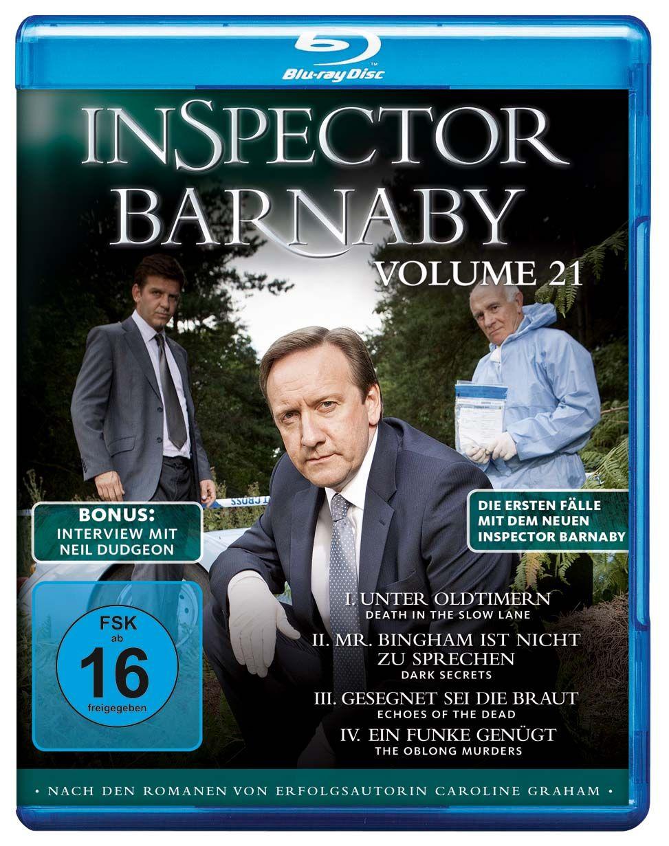 Inspector Barnaby - Staffel 21