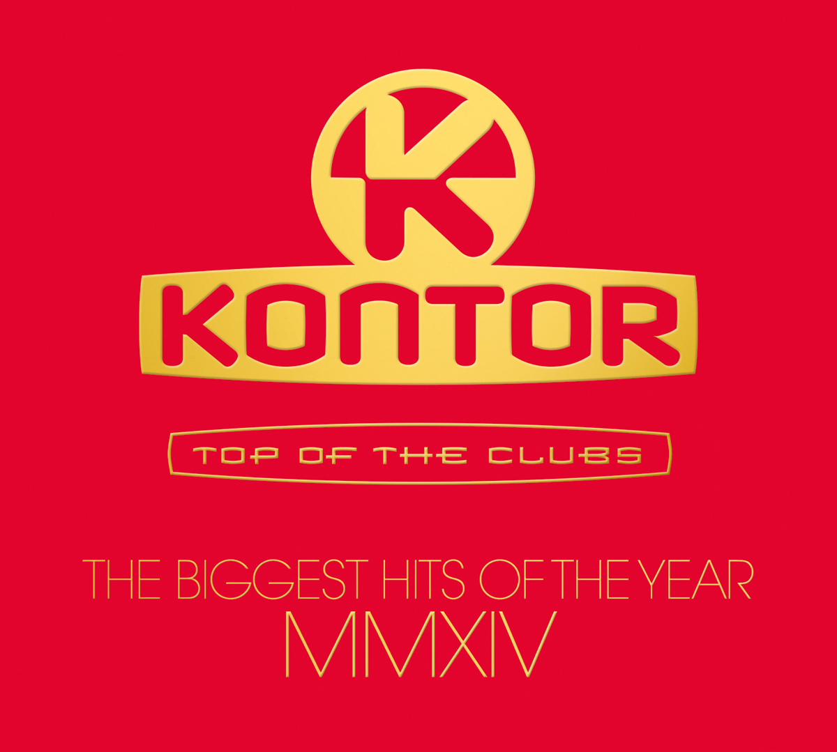 KONTOR TOP OF THE CLUBS – THE BIGGEST HITS OF THE YEAR 2014