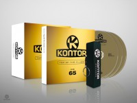 VARIOUS ARTISTS – KONTOR TOP OF THE CLUBS VOL. 65 Limited Edition
