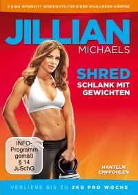 JILLIAN MICHAELS Shred – Schlank mit Gewichten