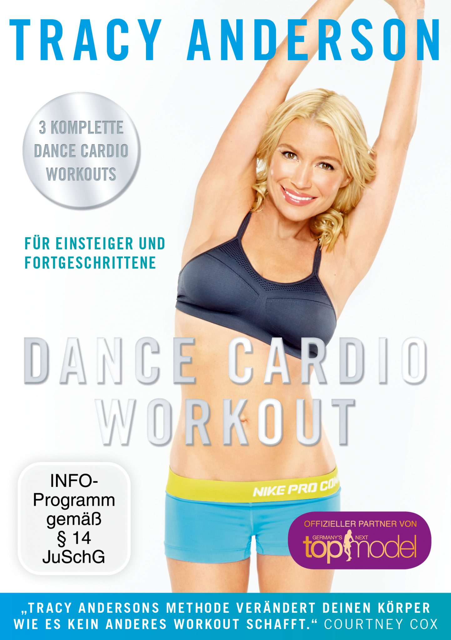 Tanz Dich fit mit TRACY ANDERSON