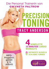 PRECISION TONING von TRACY ANDERSON