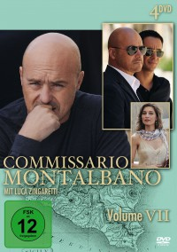 Commissario Montalbano Vol. 7 - DVD