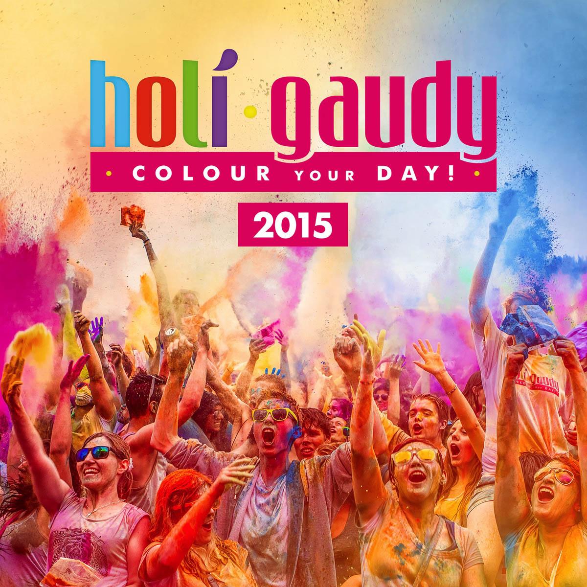 HOLI GAUDY 2015 - die offizielle Compilation zur großen Festival-Tour