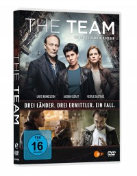 The Team – Start der spannenden Euro-Krimiserie
