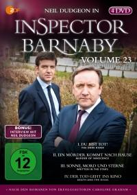 """John Barnaby geht in die dritte Runde: """"Inspector Barnaby Vol. 23"""" mit Neil Dudgeon und Jason Hughes ab 29. Mai 2015 auf DVD und Blu-ray!"""