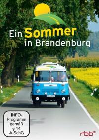 """""""Ein Sommer in Brandenburg"""" Das heimatkundliche Roadmovie im Robur-Bus auf DVD"""