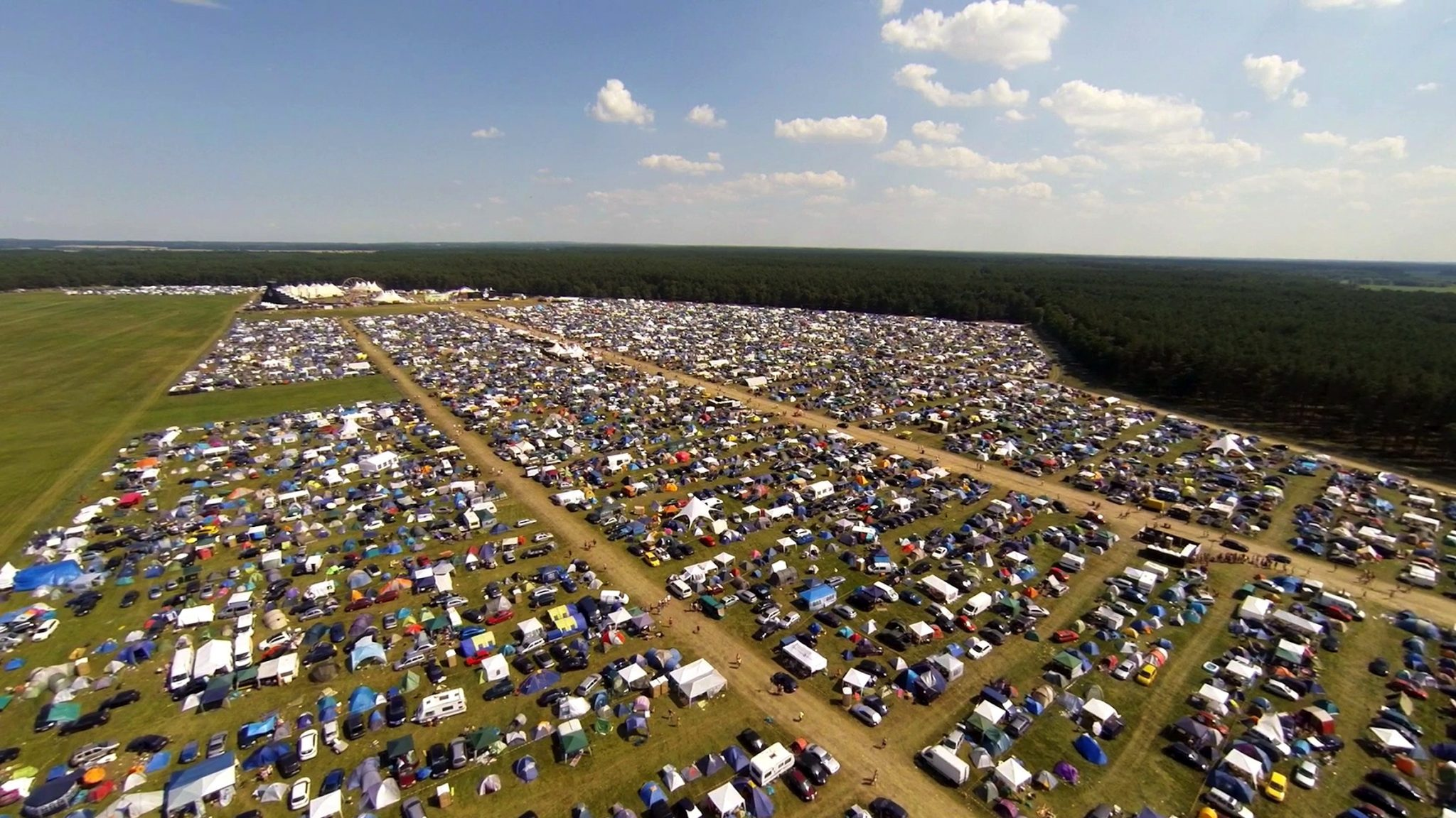 AIRBEAT-ONE Dance Festival 2015 mit Camping