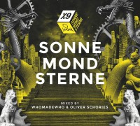 SONNE MOND STERNE - X9 Compilation: Mixed by Thomas Barfod of WhoMadeWho & Oliver Schories