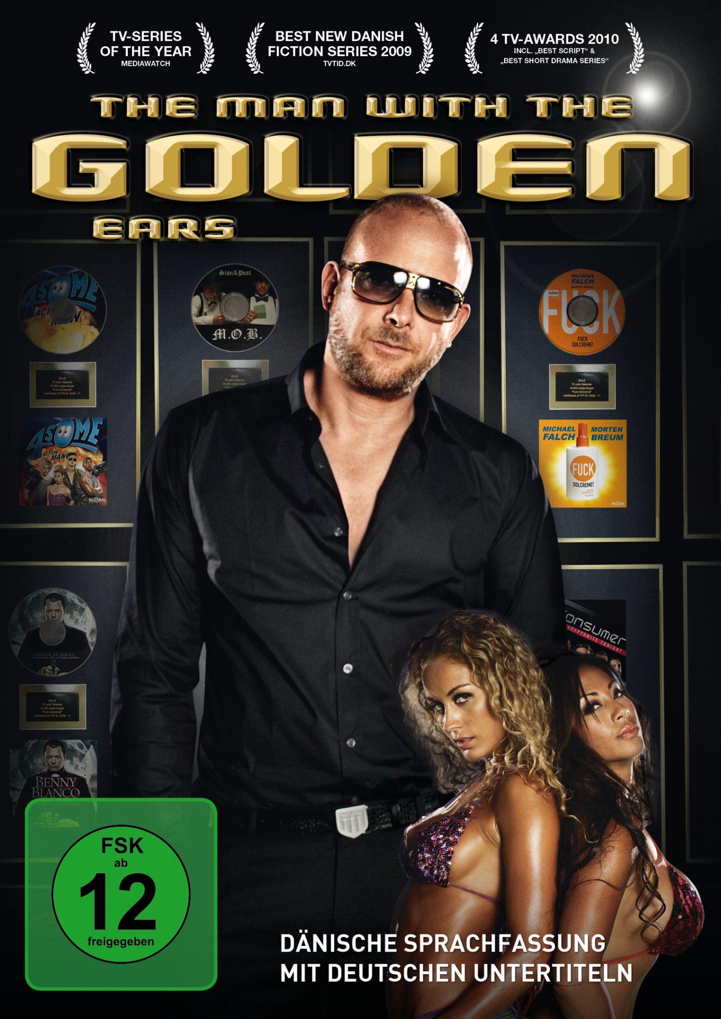 """Sex, Drugs & Rock'n'Roll - Die preisgekrönte TV-Serie """"The Man With The Golden Ears"""" erstmals in Deutschland – ab 29. Mai 2015 auf DVD"""