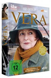 Vera 2. Staffel - DVD-Box der britischen TV-Krimiserie
