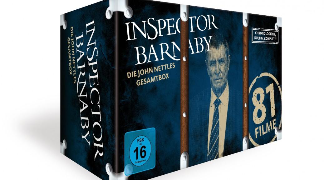 Inspector Barnaby – Die John Nettles Gesamtbox