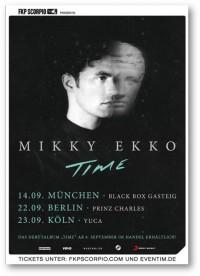 MIKKY EKKO Live