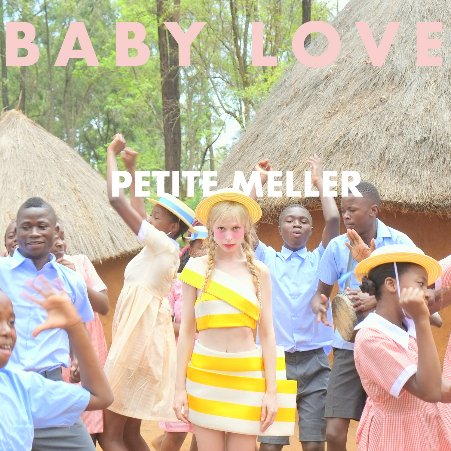 "Petite Meller - neue Single ""Baby Love"""