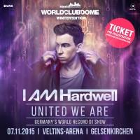 BigCityBeats WORLD CLUB DOME Winter Edition - Hardwell - United we are