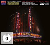 "Joe Bonamassa - ""Live At Radio City Music Hall"""