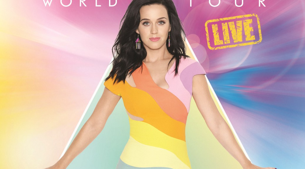 """KATY PERRYS """"THE PRISMATIC WORLD TOUR LIVE"""""""