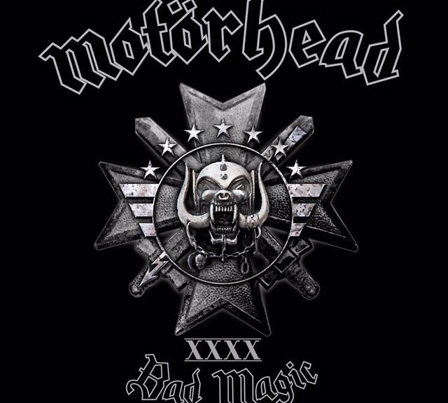 MOTÖRHEAD – neues Album 'Bad Magic' am 28. August!