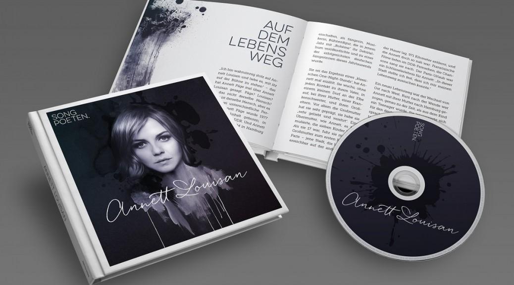 """Annett Louisan veröffentlicht in Kooperation mit LITERATUR SPIEGEL neues Album """"Song Poeten."""""""