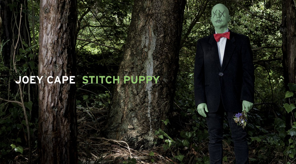 JOEY CAPE Stitch Puppy Fat Wreck Chords / Edel Release: 4 September 2015
