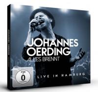 """JOHANNES OERDING """"Alles Brennt - Live in Hamburg"""""""
