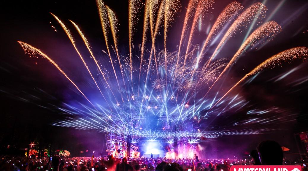Mysteryland, das weltweit am längsten laufende Festival für elektronische Musik