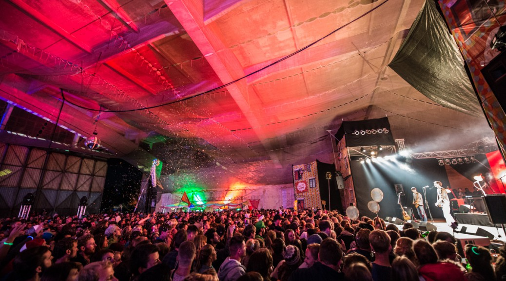 So war das Pangea Festival 2015