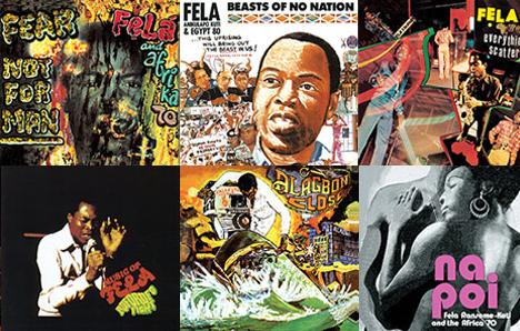 Fela Kuti-Klassiker auf Vinyl