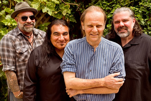 Walter Trout & Band 2015