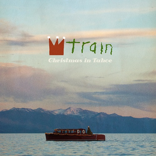 """TRAIN veröffentlichen XMas Album """"Christmas in Tahoe"""""""