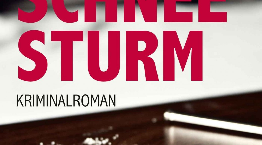 Bremer Autoren präsentieren ihren 3. Kriminalroman Schneesturm – Schardt-Verlag