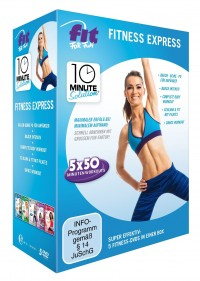 Fit for fun Fitness Express DVD