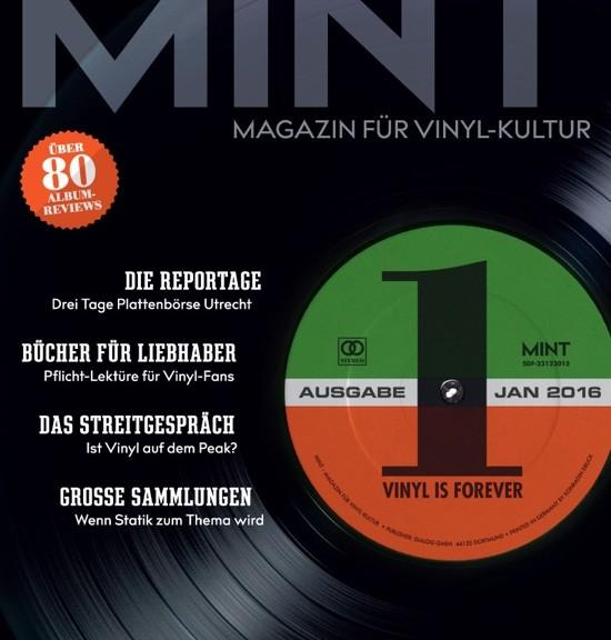 MINT - Veröffentlichung der ersten Ausgabe
