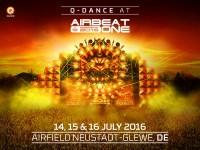 Das AIRBEAT-ONE Festival 2016 freut sich auf Q-Dance