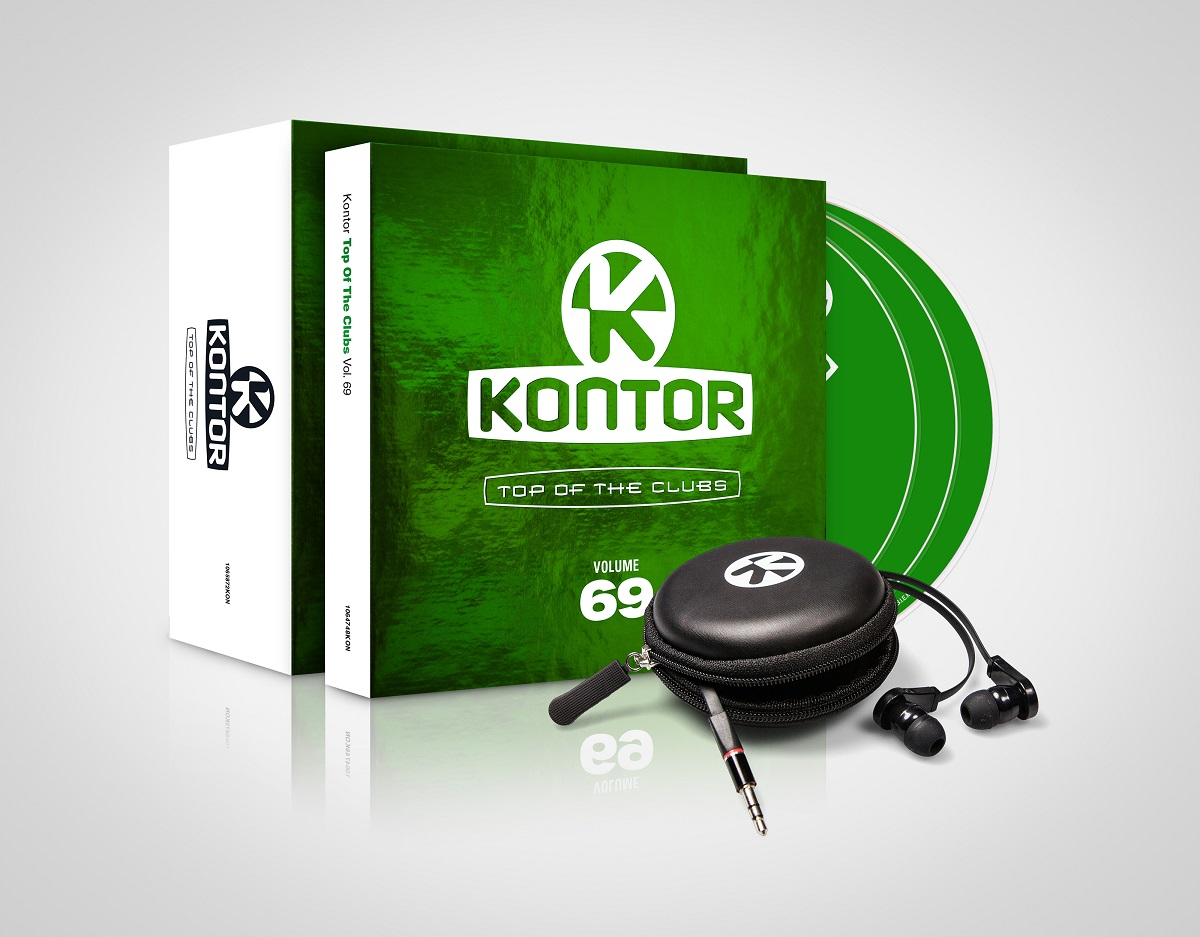 Various - Kontor - Top Of The Clubs Volume 30
