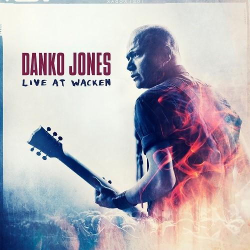 """DANKO JONES - 20-JÄHRIGES JUBILÄUM MIT DER VERÖFFENTLICHUNG VON """"LIVE AT WACKEN"""" AM 29.01.2016"""