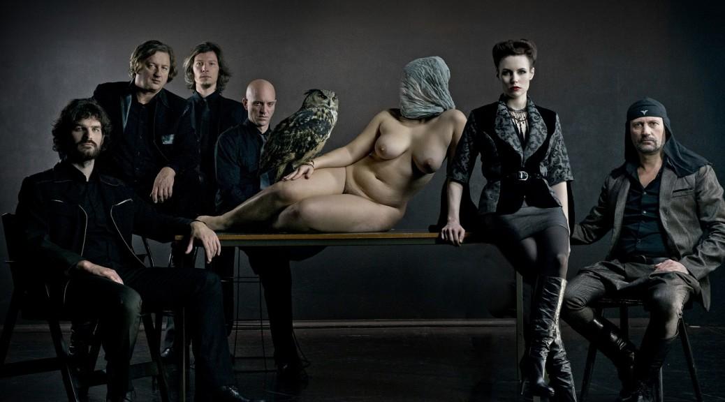 Ein Gespenst geht um in Europa ... der Geist von Laibach ...