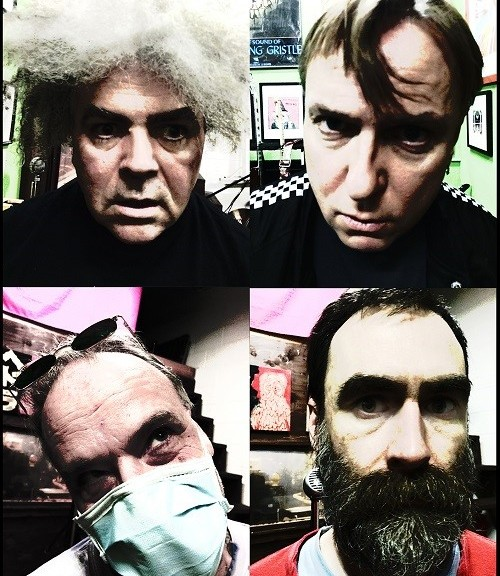 """Mike and The Melvins - """"Three Men and a Baby"""" - VÖ 01.04.2016 - Sub Pop / Cargo Records"""