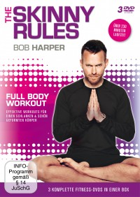 Bob Harper - The Skinny Rules–Full Body Workout