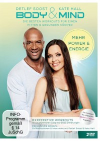 BODY & MIND - Mehr Power & Energie DVD
