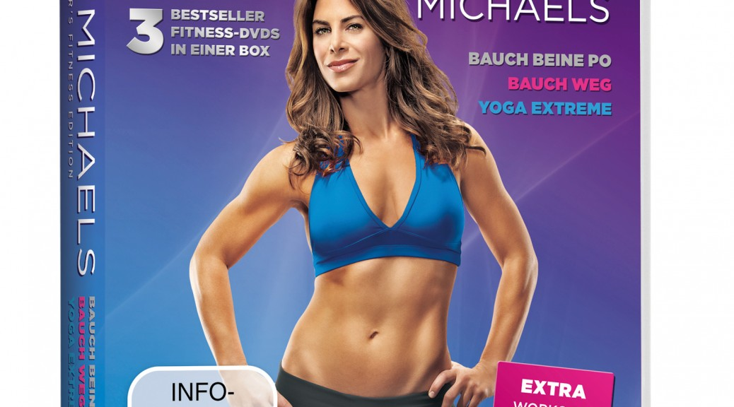 Jillian Michaels – Collector's Fitness Edition DVD