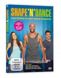 """Detlef Soost präsentiert sein neues Dance Workout """"Shape'n'Dance"""""""