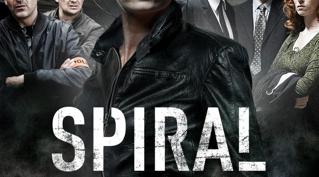 Spiral - Die komplette erste Staffel