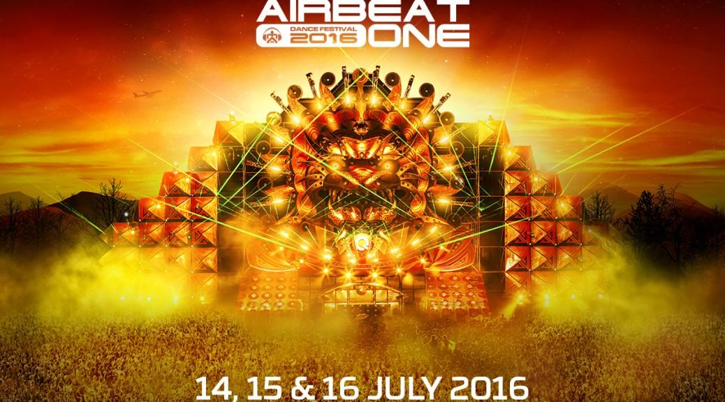 AIRBEAT-ONE Dance Festival 2016 Line Up Phase 2 – Die ersten Floors sind komplett